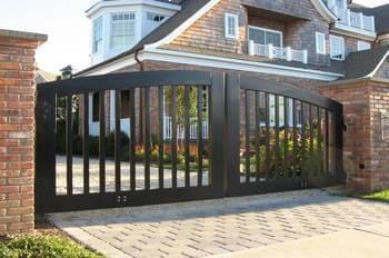 Driveway Gate Installation Edmonds