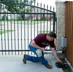Driveway Gate Repair Edmonds